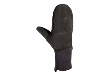 Gant millet exploration mitt windstopper noir xl