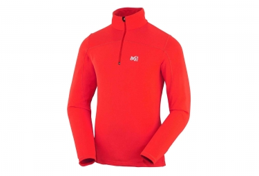 Millet Technostretch Fleece Red