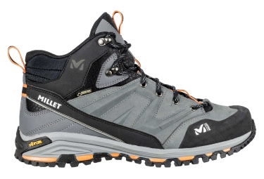 Millet Hike Up Mid GTX Gris Orange