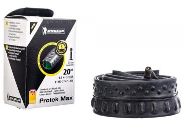 MICHELIN Chambres à Air PROTEK MAX BMX Schrader 35 mm 20x1.5/1.85