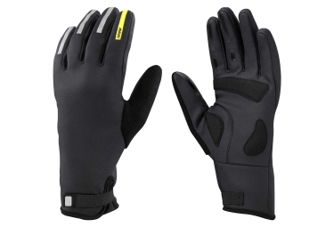 mavic aksium thermo glove black 2xl