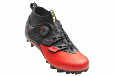 Mavic Cosmic Elite Vision CM Shoes Black Red