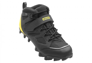 Mavic Xa Pro H2o GTX Shoes Black Yellow