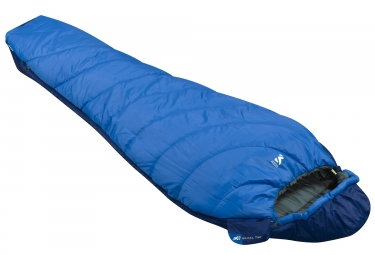 Millet Baikal 750 Reg Right Sleeping Bag Blue