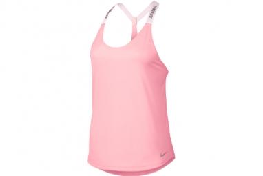 Nike dry training tank top 831312 808 femme t shirt rose l