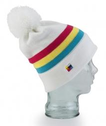 Bonnet coal the freezin white