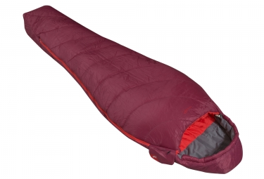 Millet Baikal 750 Reg Right Women's Sleeping Bag Red