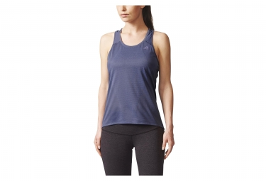 adidas running Supernova Women Tank Top Purple