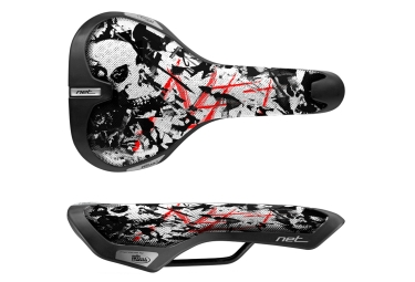 net by selle italia selle urban skull