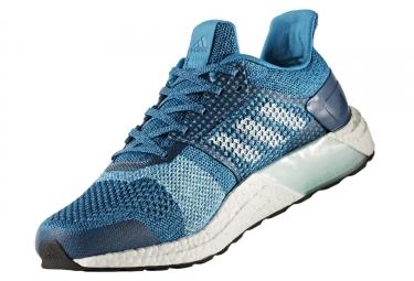 adidas running ultraboost st bleu turquoise homme 42