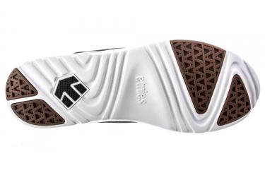 chaussures etnies marana sc noir blanc 44