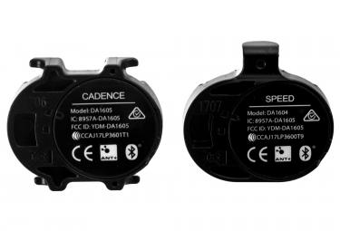 BRYTON Capteur Cadence/Vitesse Bluetooth / ANT+