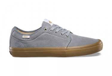 Chaussures vans chukka low pro gris marron 45