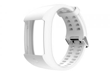 bracelet polar m600 blanc m