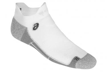 Chaussettes asics road blanc 43 46