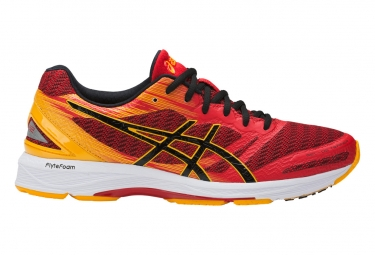 Chaussures de Triathlon Asics Gel-DS Trainer 22 Jaune / Rouge