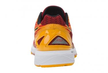Chaussures de Running Asics Gel-DS Trainer 22 Jaune / Rouge