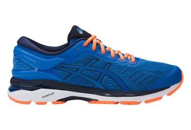 asics gel kayano 24 bleu orange 41 1 2