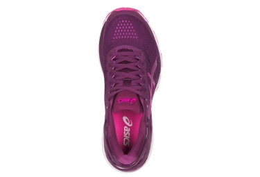 Chaussures de Running Femme Asics Gel-Kayano 24 Blanc / Rose