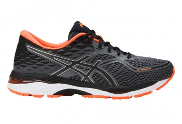 asics gel cumulus 19 noir orange 40 1 2
