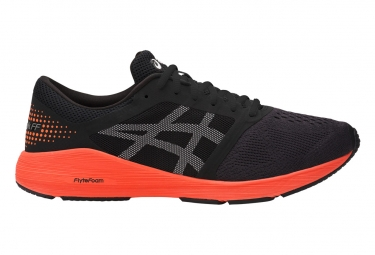 Asics roadhawk ff noir orange 47