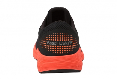 Chaussures de Running Asics Roadhawk FF Noir / Orange