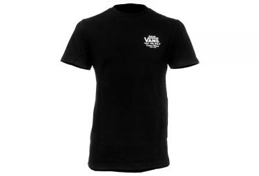 t shirt vans holder street ii noir s