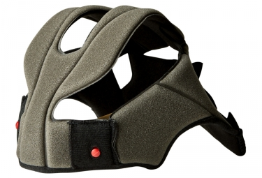 Mousse de casque fox rampage comp comfort noir xl