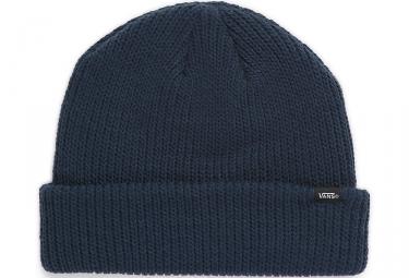 bonnet vans core basics bleu fonce