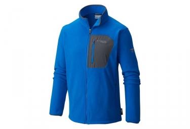 Columbia Titan Pass 2.0 Fleece Jacket Blue