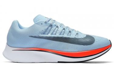 Nike Zoom Fly Bleu Orange Homme