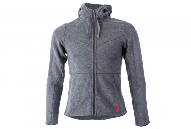 veste chrome base cobra gris m