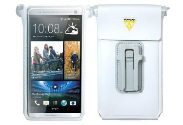 housse de smartphone topeak drybag 6 blanc