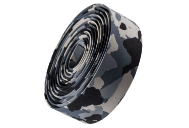 BONTRAGER Handlebar Tape Gel Cork Camo Grey