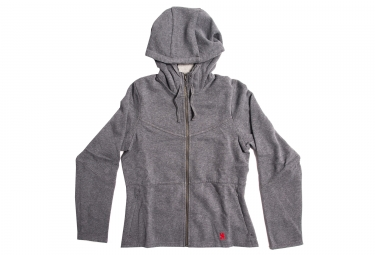 Chrome Base Pasha Jacket Grey