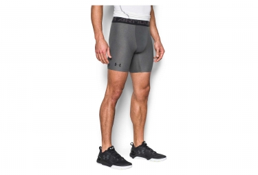 Under Armour Heatgear Armor 2.0 Compression Short gris