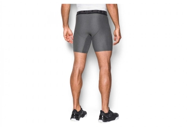 Short de Compression Under Armour Heatgear Armour 2.0 Gris