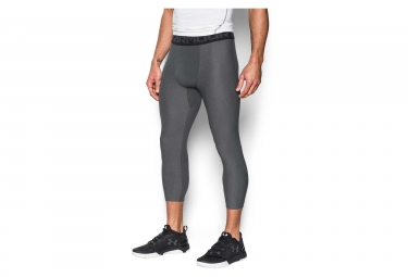 Collant Long de Compression Under Armour Heatgear Armour 2.0 Gris