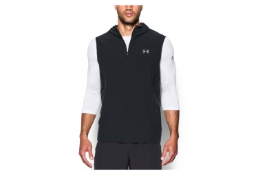 veste sans manches under armour storm vortex noir s