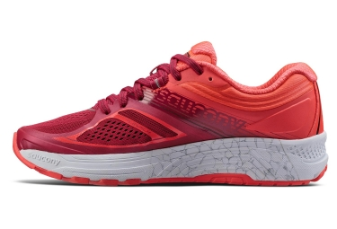 Saucony Guide 10 Women Red