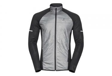 veste thermique odlo irbis gris noir xl