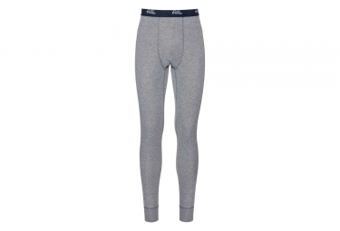 Collant long homme odlo ivar warm gris m