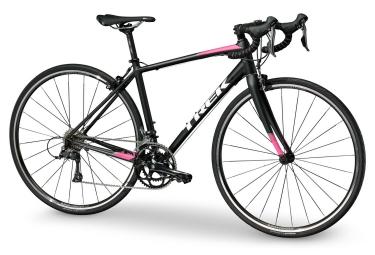 velo de route femme trek 2018 domane al 2 wsd shimano claris 8v noir rose 47 cm 152