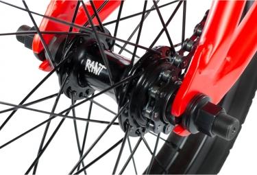 Bmx Freestyle Subrosa Altus 16´´ Rouge 2018