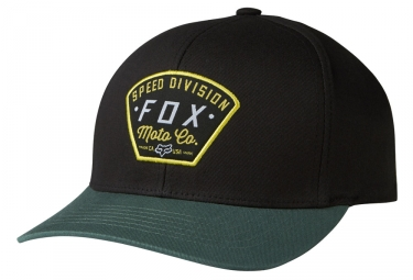 casquette fox seek and construct 110 noir