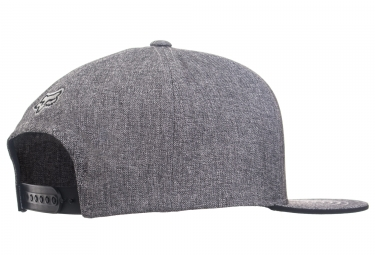 casquette fox copius gris