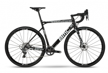 velo de cyclocross bmc 2018 crossmachine cx01 one sram force cx1 noir gris 54 cm 172 180 cm