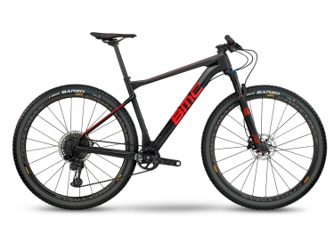 Vtt semi rigide bmc 2018 teamelite 01 one sram xx1 eagle 12v noir rouge m 172 182 cm