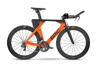 velo de triathlon bmc 2017 timemachine 02 shimano ultegra di2 11v orange noir s 155