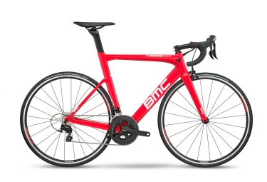 Velo de route bmc 2018 timemachine road 02 two shimano 105 11v rouge blanc 56 cm 177